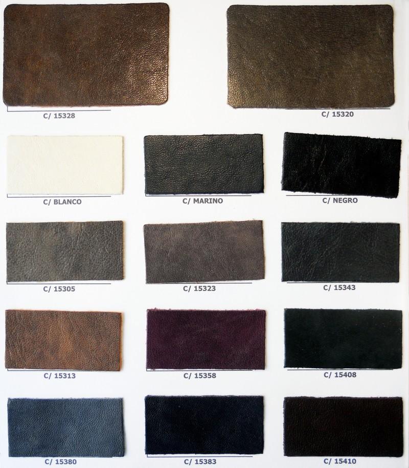 Carta Color Artículo River Copell
