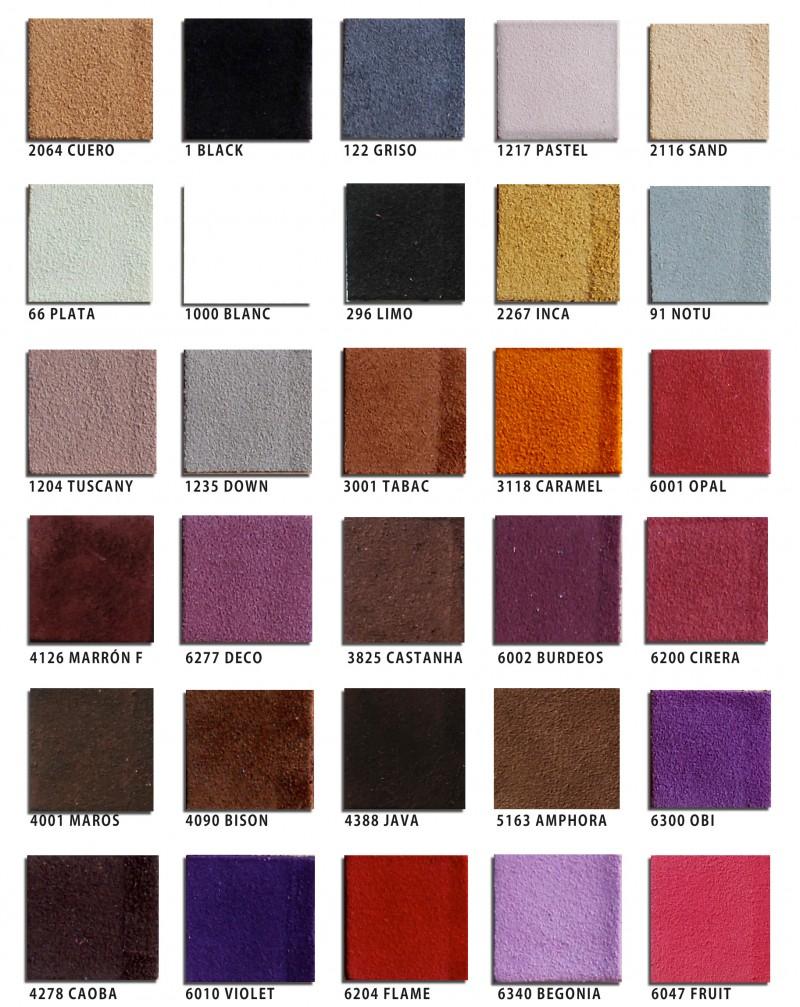 Carta Color Articulo Afelpados Copell 2017-1