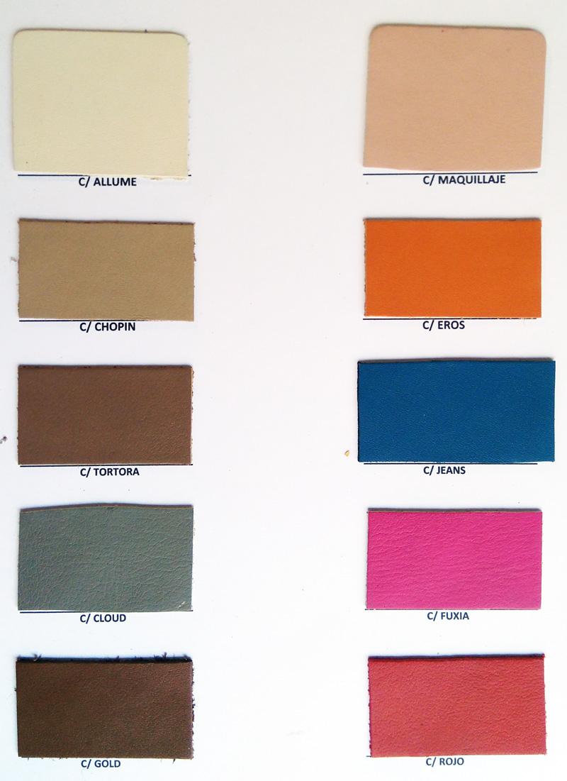 carta color artículo balet 2 Copell