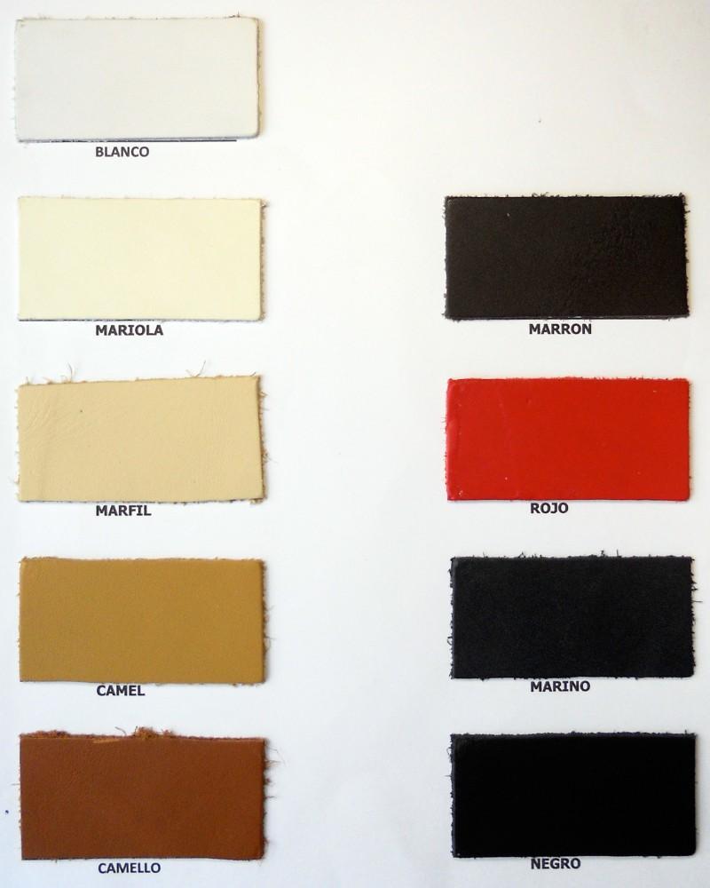 Carta Color Artículo Napa Box Copell