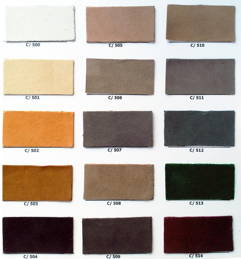 Carta Color Artículo Ante 1 Copell