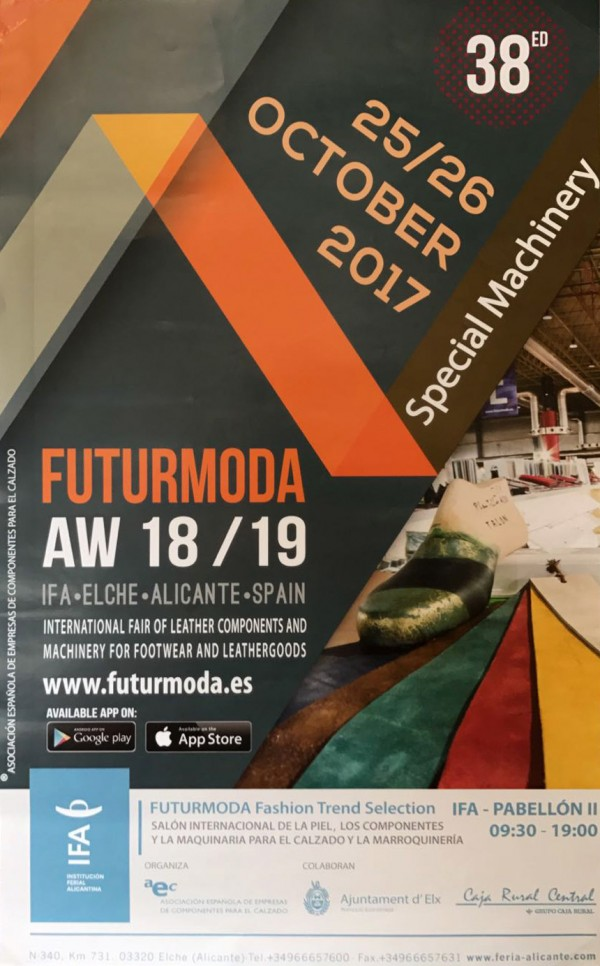 FUTURMODA OTOÑO/INVIERO 18-19